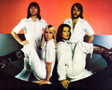 This is an image of Photograph & Poster of Abba 292316