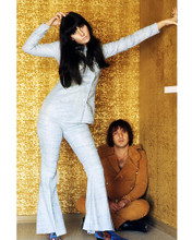 This is an image of Photograph & Poster of Sonny and Cher 292101