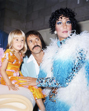 This is an image of Photograph & Poster of Sonny and Cher 292102