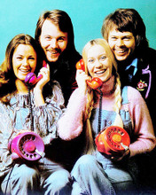 This is an image of Photograph & Poster of Abba 293089