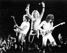This is an image of Photograph & Poster of Van Halen 100281