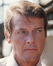 This is an image of Photograph & Poster of Roger Moore 298378