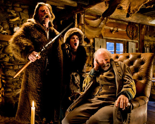 This is an image of Photograph & Poster of The Hateful Eight 298483