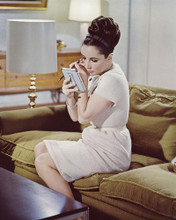 This is an image of Photograph & Poster of Elizabeth Taylor 298552