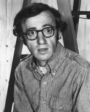 This is an image of Photograph & Poster of Woody Allen 103158