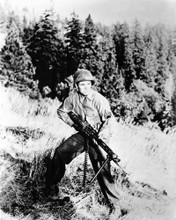 This is an image of Photograph & Poster of Audie Murphy 103178
