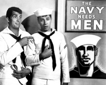 This is an image of Photograph & Poster of In the Navy 103191