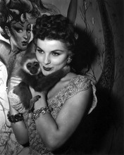 This is an image of Photograph & Poster of Debra Paget 103112