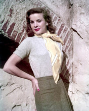 This is an image of Photograph & Poster of Jean Peters 298547