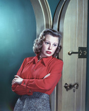 This is an image of Prints & Posters of June Allyson 298913
