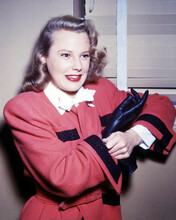 This is an image of Prints & Posters of June Allyson 298923