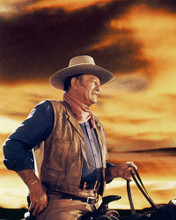 This is an image of Prints & Posters of John Wayne 298963