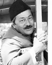This is an image of 100458 Saeed Jaffrey Photograph & Poster