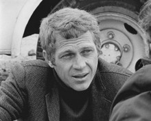 This is an image of Prints & Posters of Steve McQueen 103273