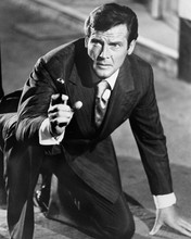 This is an image of Prints & Posters of Roger Moore 103443