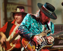 This is an image of Prints & Posters of Stevie Ray Vaughan 299102