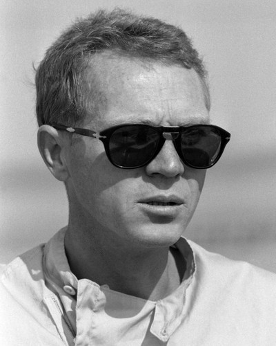 This is an image of Prints & Posters of Steve McQueen 103513