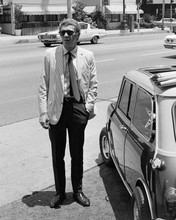 This is an image of Prints & Posters of Steve McQueen 103532