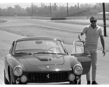 This is an image of Prints & Posters of Steve McQueen 103534