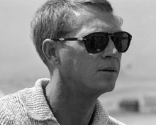 This is an image of Prints & Posters of Steve McQueen 103542