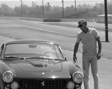 This is an image of Prints & Posters of Steve McQueen 103556