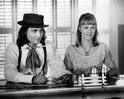 This is an image of 100529 Benny and Joon Photograph & Poster