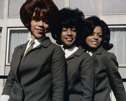 This is an image of Prints & Posters of The Supremes 299442