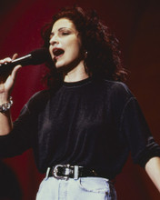 This is an image of Prints & Posters of Gloria Estefan 299472