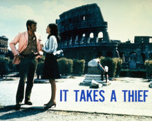 This is an image of Prints & Posters of It Takes a Thief 299232