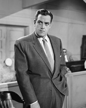 This is an image of Prints & Posters of Raymond Burr 103510