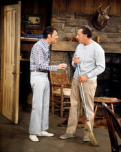 This is an image of Prints & Posters of The Odd Couple Tv 299193