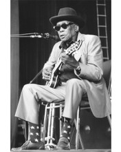 This is an image of Prints & Posters of Johnny Lee Hooker 103673
