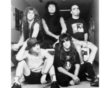 This is an image of Prints & Posters of Anthrax 103730