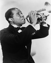 This is an image of Prints & Posters of Louis Armstrong 103777