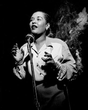 This is an image of Prints & Posters of Billie Holiday 103710