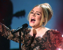 This is an image of Prints & Posters of Adele 299735