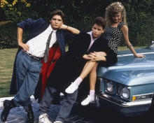 This is an image of Prints & Posters of License to Drive 299837