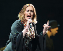 This is an image of Prints & Posters of Adele 299875