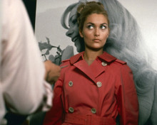 This is an image of Prints & Posters of Alexandra Bastedo 201005