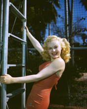 This is an image of Prints & Posters of June Haver 201077