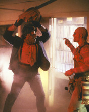This is an image of Prints & Posters of Texas Chainsaw Massacre 2 201344