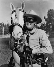 This is an image of Prints & Posters of Clayton Moore 103948