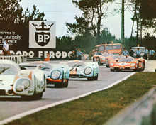 This is an image of Prints & Posters of Le Mans 201325