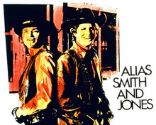 This is an image of Prints & Posters of Alias Smith and Jones 201396
