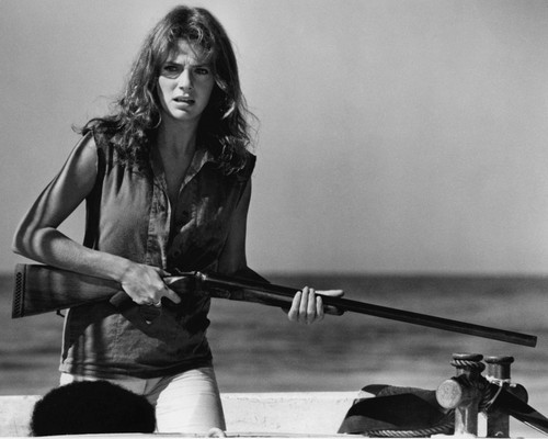 This is an image of Prints & Posters of Jacqueline Bisset 104005