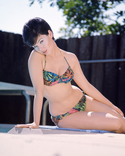 This is an image of Prints & Posters of Yvonne Craig 201594