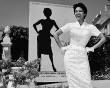 This is an image of Prints & Posters of Dorothy Dandridge 104098