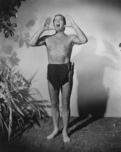 This is an image of Prints & Posters of Johnny Weissmuller 104105