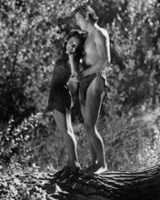 This is an image of Prints & Posters of Tarzan and His Mate 104116