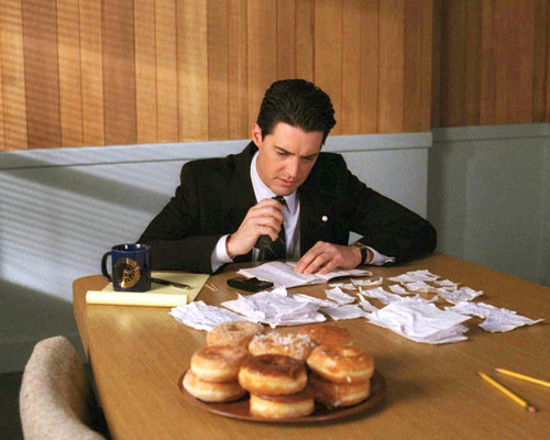 This is an image of Prints & Posters of Kyle Maclachlan 201757